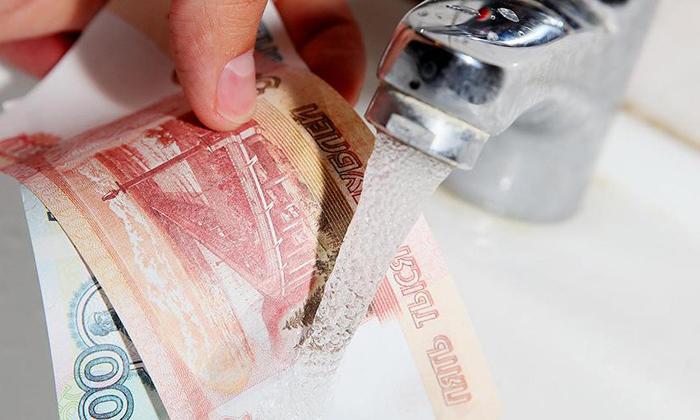 Сколько стоит один кубометр воды по счетчику