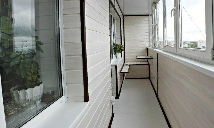 Считается ли балкон или лоджия