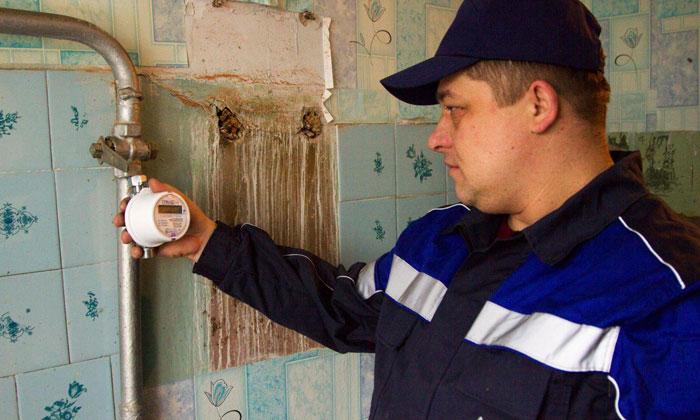 Как установить газовый счетчик в квартире или частном доме