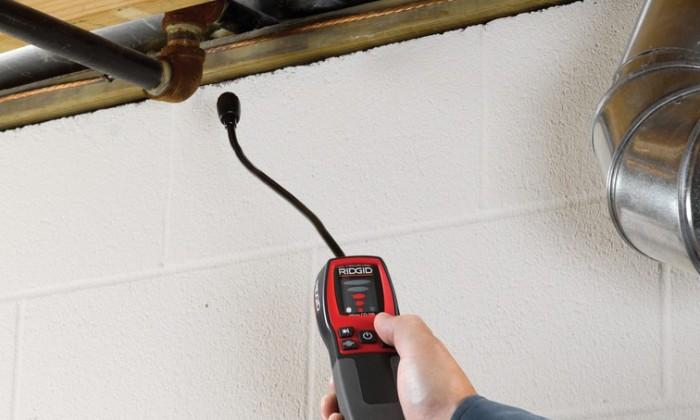 Виды детекторов утечки газа