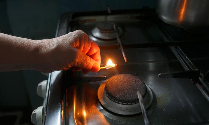 Отключают газ зимой в частном доме при неуплате