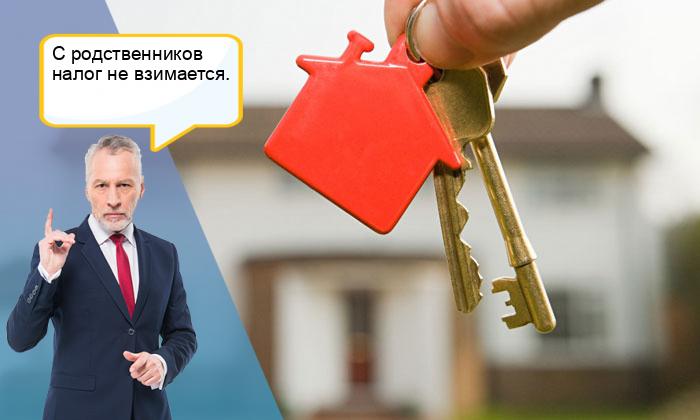 Налог на дарение (дарственную) квартиры в 2019: сумма и порядок оплаты